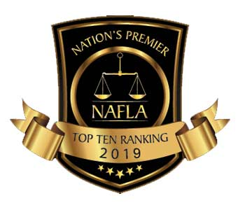 NAFLA Top 10 Ranking logo