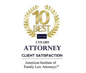 10 Best Attorney Satisfaction logo